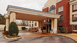 Buitenaanzicht Holiday Inn Express & Suites TYLER NORTH
