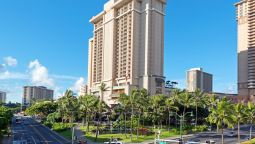 Buitenaanzicht Hilton Grand Vacations at Hilton Hawaiian Village