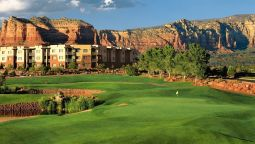 Buitenaanzicht Hilton Sedona Resort at Bell Rock