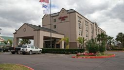 Buitenaanzicht Hampton Inn Beaumont