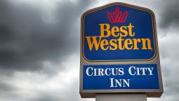 Exterior view BEST WESTERN  CIRCUS CITY INN
