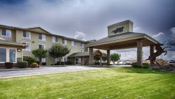 Exterior view BEST WESTERN BRONCO INN