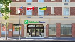 Exterior view Holiday Inn Express & Suites REGINA DOWNTOWN