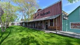 Exterior view Buffalo Bill Cabin Village