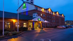 Exterior view Holiday Inn Express DERBY - PRIDE PARK
