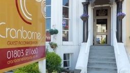 Hotel Cranborne Guest Accommodation - Torquay, Torbay