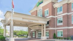 Buitenaanzicht Holiday Inn Express & Suites FRANKFORT