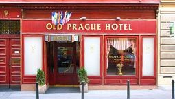 Exterior view Old Prague Hotel