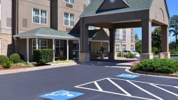 Exterior view GA  Stone Mountain Country Inn and Suites By Carlson