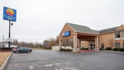 Buitenaanzicht Quality Inn & Suites I-40 East