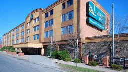 Exterior view Quality Inn Massena