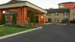 Exterior view BEST WESTERN SNOWCAP LODGE