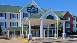 Exterior view IL  Galesburg Country Inn and Suites By Carlson