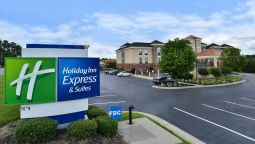 Exterior view Holiday Inn Express & Suites PETERSBURG/DINWIDDIE