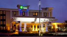 Exterior view Holiday Inn Express INDIANAPOLIS NW - PARK 100
