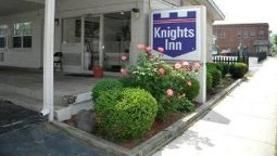 Exterior view KNIGHTS INN KALAMAZOO