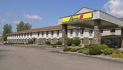Exterior view SUPER 8 WAUSAU