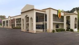 Exterior view SUPER 8 KNOXVILLE WEST TN