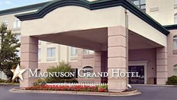 Buitenaanzicht MAGNUSON GRAND HOTEL MADISON