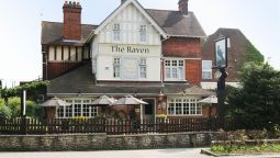 Exterior view The Raven