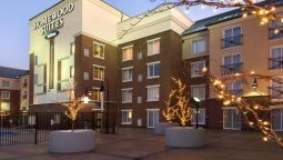 Exterior view Homewood Suites by Hilton Salt Lake City-Downtown