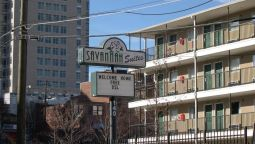 Exterior view SAVANNAH SUITES - ATLANTA