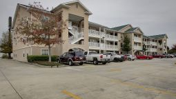 Exterior view InTown Suites Metairie