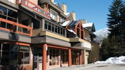 Buitenaanzicht Whistler Village Inn And Suites