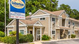 Exterior view Suburban Extended Stay Abercorn
