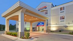 Exterior view Candlewood Suites OKLAHOMA CITY-MOORE
