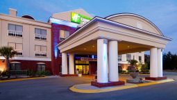Buitenaanzicht Holiday Inn Express & Suites QUINCY I-10