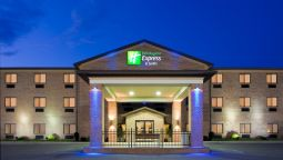 Exterior view Holiday Inn Express & Suites ELKINS
