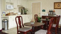 Breakfast room Albany Airport Cocca's Inn & Suites Wolf Rd