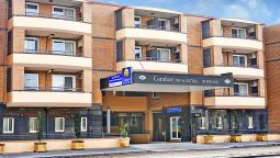 Exterior view Comfort Inn & Suites Burwood