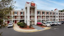 Buitenaanzicht Econo Lodge Inn & Suites Airport