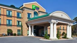 Buitenaanzicht Holiday Inn Express & Suites MACON-WEST
