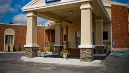 Exterior view DAYS INN & CONFERENCE CENTER -
