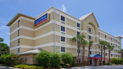 Exterior view Candlewood Suites FT. LAUDERDALE AIRPORT/CRUISE
