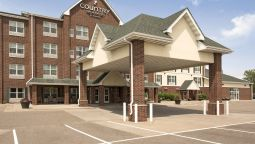 Buitenaanzicht MN  Shoreview Country Inn and Suites By Carlson