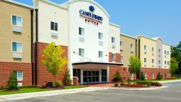 Exterior view Candlewood Suites ROCKY MOUNT