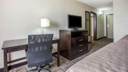 Room Clarion Hotel at Carowinds