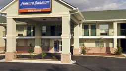 Exterior view HOWARD JOHNSON INN AND SUITES