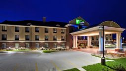 Buitenaanzicht Holiday Inn Express & Suites EAST LANSING