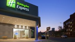 Buitenaanzicht Holiday Inn Express PRETORIA - SUNNYPARK