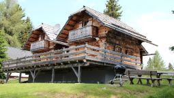 Exterior view Alpine-Lodge Theresia Hütte