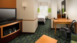Room Fairfield Inn & Suites Chattanooga I-24/Lookout Mountain