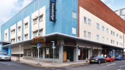 Exterior view TRAVELODGE NEWPORT CENTRAL