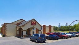 Exterior view Econo Lodge At Six Flags