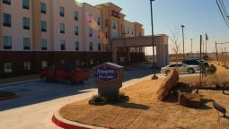 Exterior view Hampton Inn - Suites Big Spring