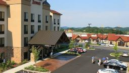 Exterior view Fairfield Inn & Suites Sevierville Kodak